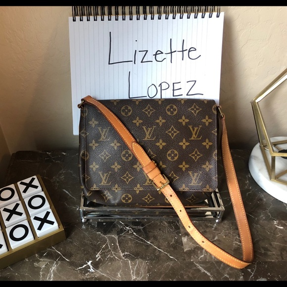 Louis Vuitton Handbags - Authentic Louis Vuitton Musette Tango shoulder bag